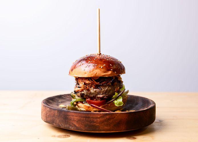 De lekkerste hamburger van Laurentz Craane