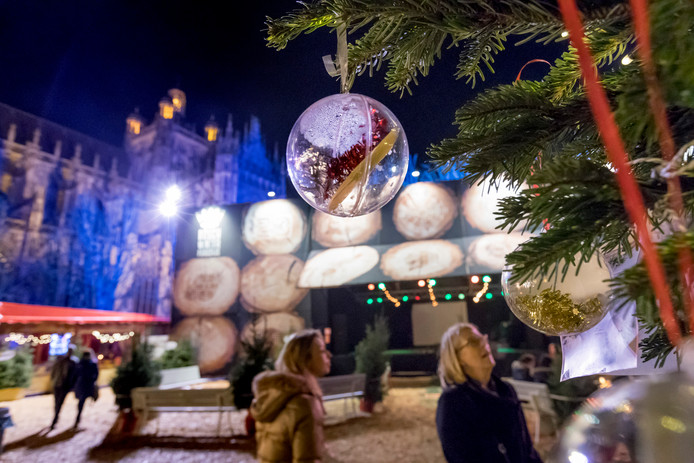 Bosch Winterparadijs op de Bossche Parade.