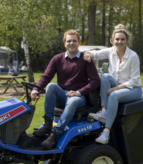 Tom en Silke blazen boerencamping in Buurse nieuw leven in: 'Opa en oma zijn zó trots'