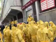 Fans Rayo Vallecano 'desinfecteren' stadion na bezoek rechtse partij