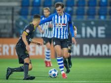 NAC en FC Eindhoven hebben de intentie om transfer Kaj de Rooij af te ronden