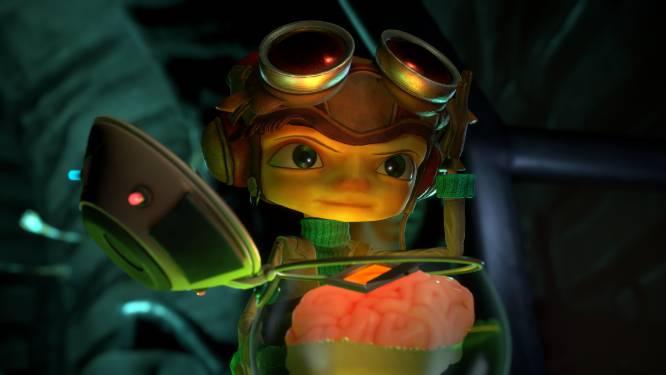 'Psychonauts 2' is het meesterwerk van Tim Schafer, een auteur onder gamemakers