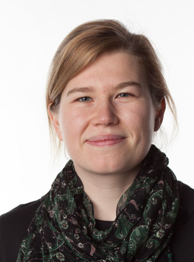 Mieke Van Den Broeck. Beeld rv