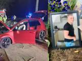 Bestuurder had 2,1 promille in bloed bij dodelijke crash met vijf jongeren