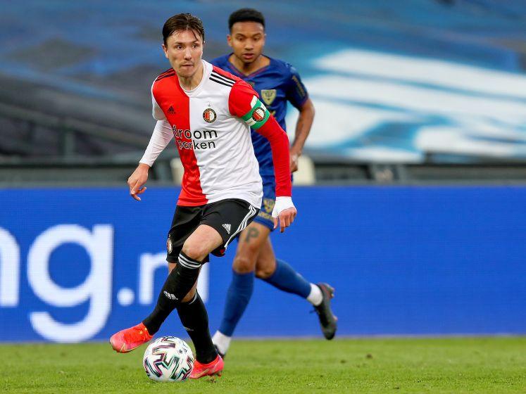 Feyenoord scoort er lustig op los tegen VVV Venlo