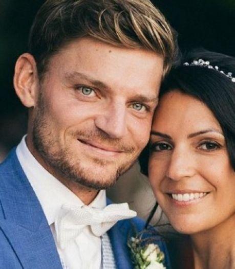 """""""Monsieur et Madame Goffin"""": avec un an de retard, David et Stéphanie se sont mariés"""