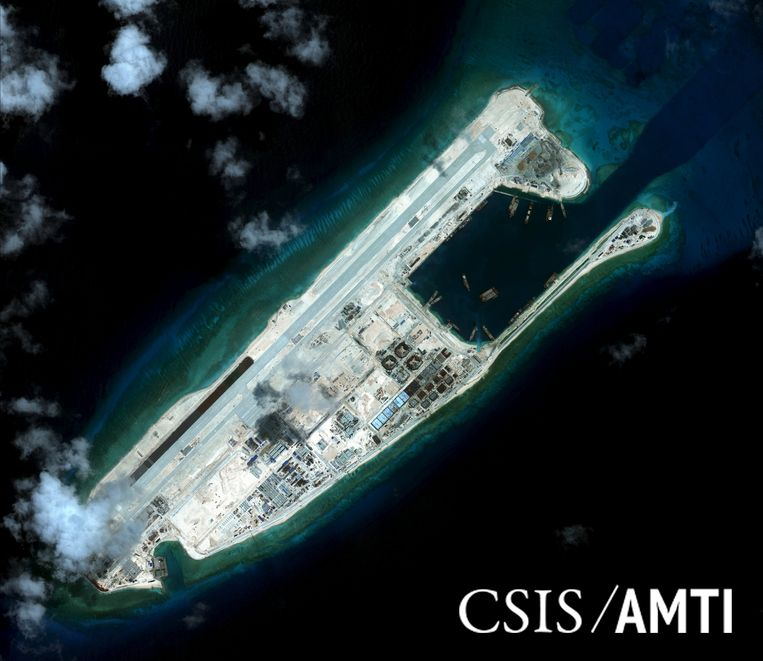 null Beeld CSIS Asia Maritime Transparency