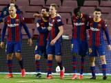 Prachtassist de Jong op Messi helpt Barca aan overwinning