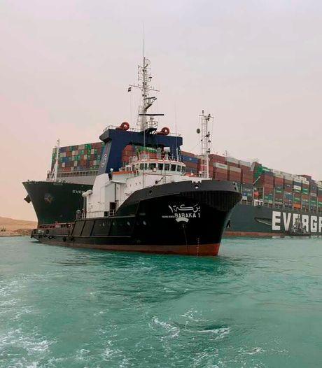 Waarom eigenlijk alleen Boskalis het Suezkanaal weer vrij kan maken