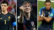 De boosdoener van Neymar, een Franse stille kracht en een Duivelse balvirtuoos: ons elftal van het WK