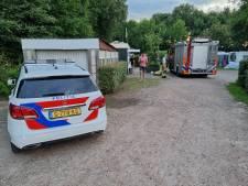Vrouw gewond door steekvlam van gasfles op camping in Aalten