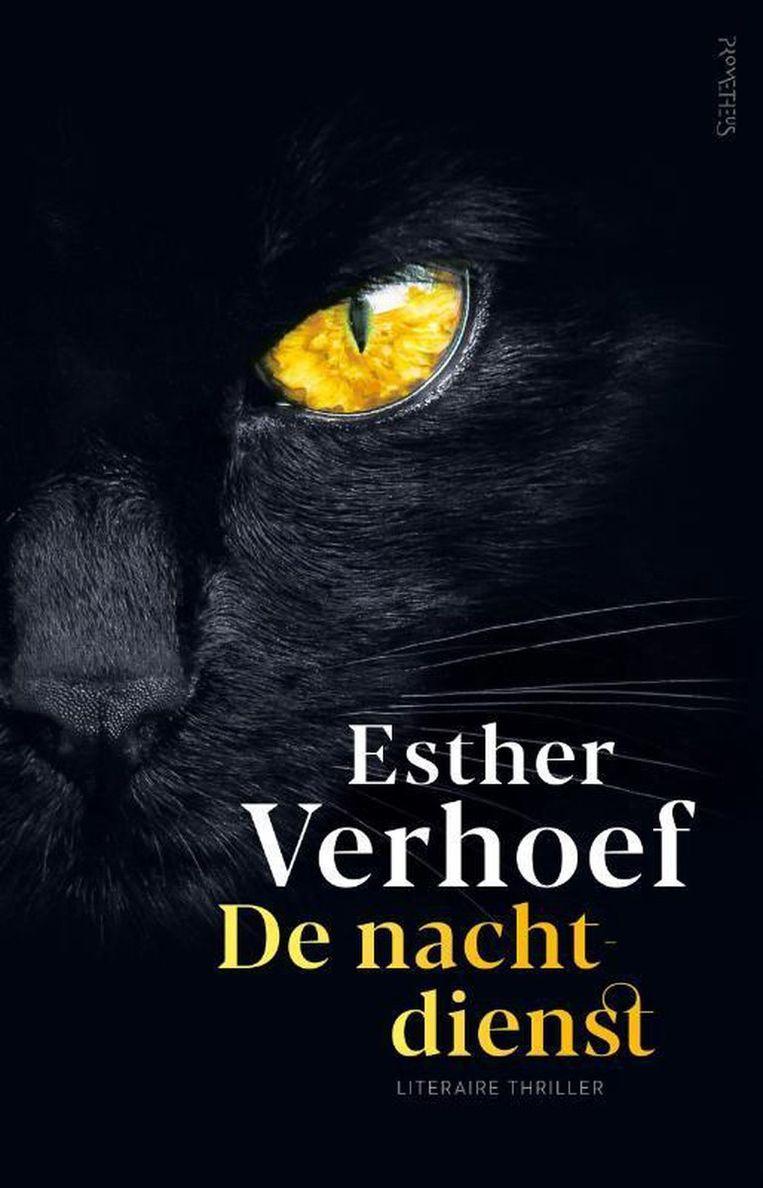 De nachtdienst, Esther Verhoef. Beeld