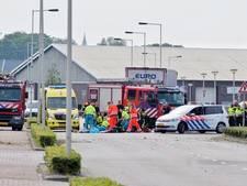 Ernstig ongeval tussen fietser en vrachtwagen in Bergen op Zoom