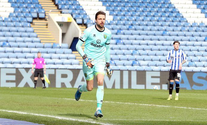 Tim Krul promoveerde afgelopen weekend met Norwich City naar de Premier League.