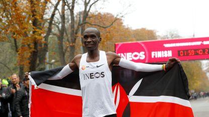 """Marathon onder 2 uur stelt niets voor: """"Als we dieren toelaten tot Olympische Spelen, winnen we niets"""""""