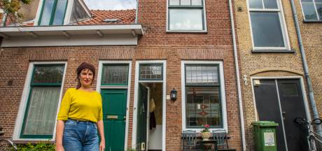 Elly woont in charmante tussenwoning van 54 vierkante meter: 'Lastig om fijner huis dan dit te vinden'