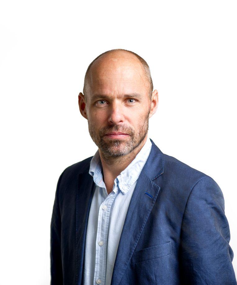 Thomas Bruning, algemeen secretaris van de Nederlandse Vereniging van Journalisten (NVJ). Beeld Truus van Gog