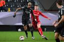 Jonathan Bolingi speelde vorig seizoen bij Eupen.