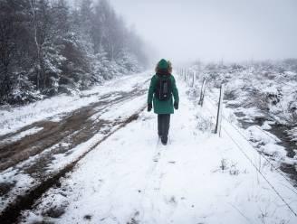 Wisselvallig met buien en opnieuw kans op winterse neerslag in de Ardennen, beterschap op komst dit weekend