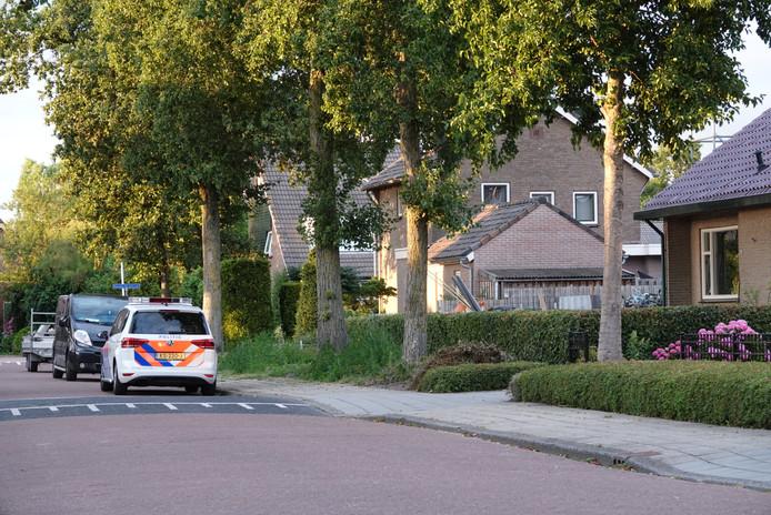 Incident in woning Dirk Ruitenbeekstraat Nijkerkerveen