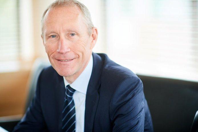 Thierry Smets, CEO van NewB