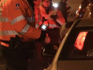 Vijf bestuurders betrapt onder invloed van alcohol of drugs