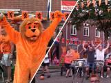 Zo werd er gekeken naar de eerste wedstrijd van het Nederlands elftal op het EK