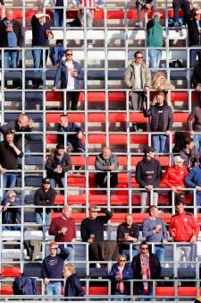 Hekken gaan weer dicht: voorlopig geen supporters bij wedstrijden in eredivisie