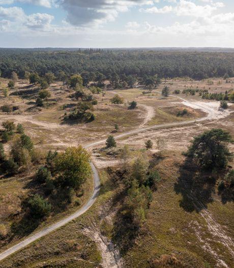 Fietspad op Beekhuizerzand in Harderwijk wordt verlegd: meerdere alternatieve routes onder de loep