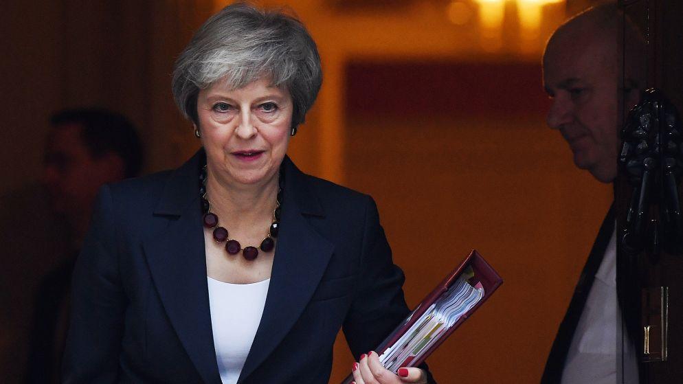 Britse regering steunt brexitakkoord, maar krijgt May het ook door het parlement?