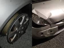 'Hoe dom kun je zijn?', politie haalt dronken man in auto met kale velg van A15