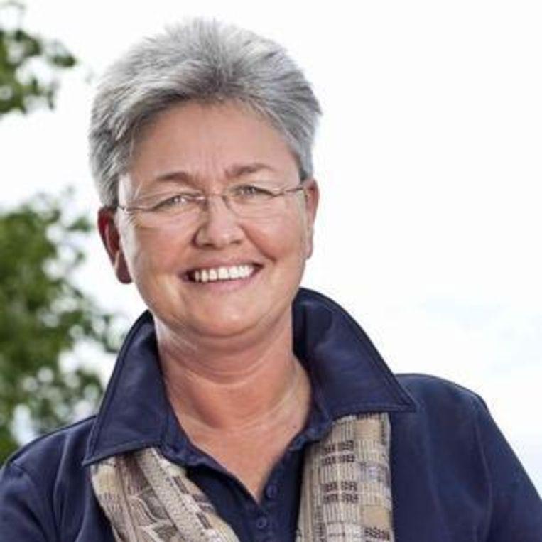 Ingrid Baeck - het dodelijke slachtoffer van de explosie