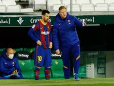 Koeman kijkt uit naar PSG: 'Dit Barcelona kan iedereen verslaan'