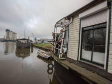 Bewoners woonboten De Hurk in Eindhoven halen hun gelijk