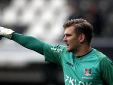 Branderhorst met NEC tegen jeugdliefde Willem II: 'Pakketbezorger vroeg of ik een paar ballen door wil laten'