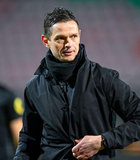 NEC deze maand met trainer Rogier Meijer om tafel: 'Intentie om samen door te gaan'