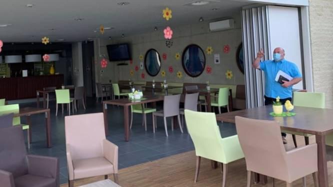 Gedaan met puffen en zweten in woonzorgcentrum Villa Hugardis
