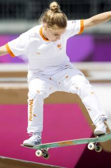 Roos Zwetsloot net buiten medailles: 'Ik ga liever strijdend ten onder'
