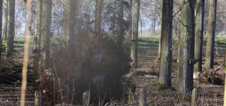 Terrein afvalstoffendienst afgesloten: 'Verdacht goedje' met explosie onschadelijk gemaakt