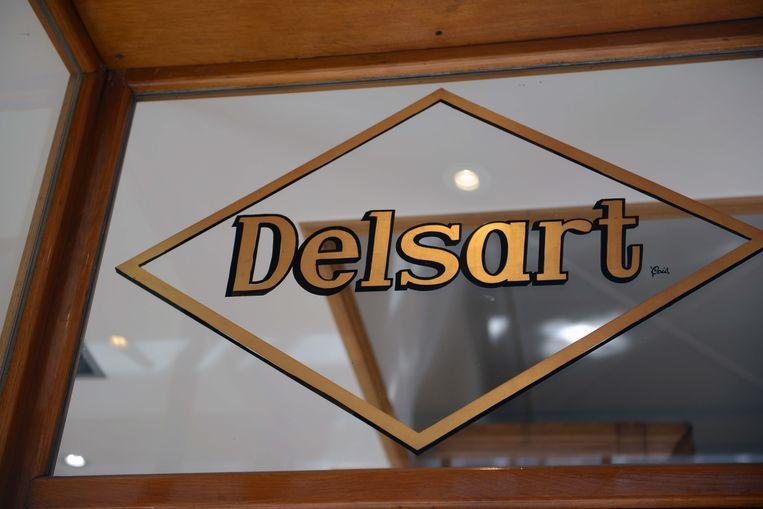 Uitverkoop bij Delsart in Leuven.