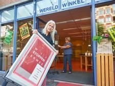 De Wereldwinkel gaat definitief weg uit Uden: 'We zullen de zaak missen'