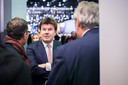 Vlaams minister Sven Gatz wordt geen lijsttrekker voor Open Vld. Hij moet zijn plaats afstaan aan Els Ampe.
