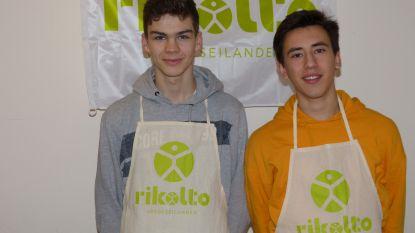 Rikolto (Vredeseilanden) vraagt aandacht voor toekomst van voedsel