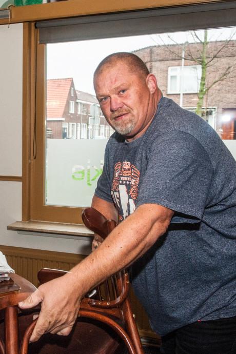 René Kruijf na drugsvondst in zijn café: 'Nog zo'n sluiting overleef ik niet'