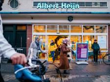 Eigenaar Rhedense Albert Heijn legt zich neer bij beperkte uitbreiding van zijn zaak