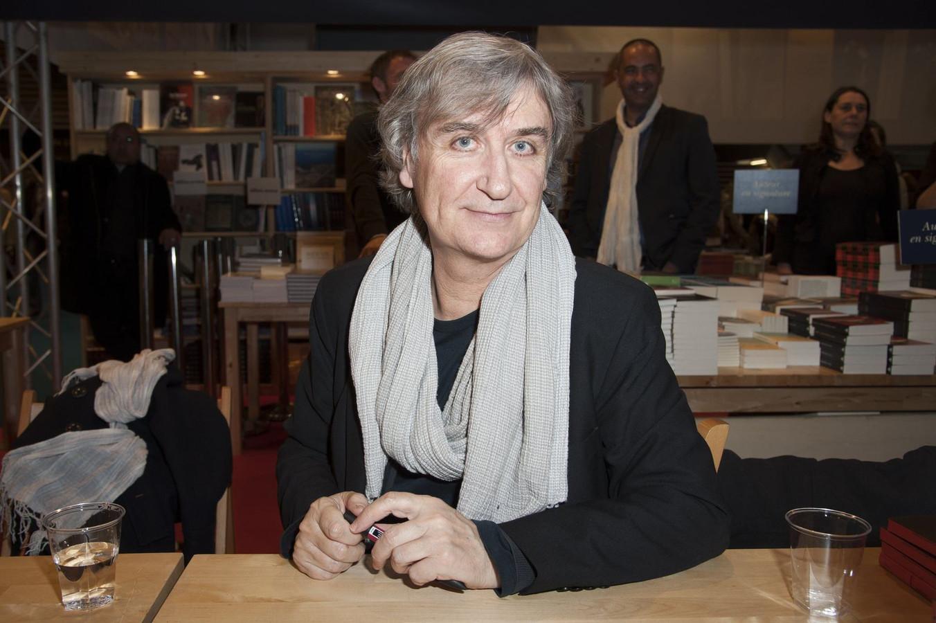 Le caricaturiste français Plantu.