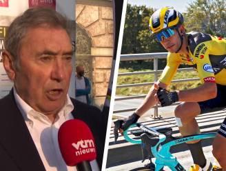 """Eddy Merckx over het WK-parcours en vooral Wout van Aert: """"Voor mij is hij dé man van de Tour. Of hij die ooit kan winnen? Da's nog iets anders..."""""""