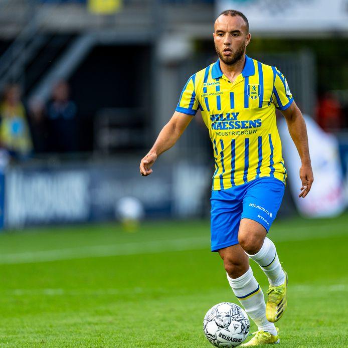 Iliass Bel Hassani scoorde in het oefenduel tegen Heerenveen.