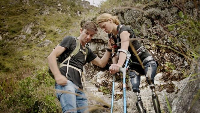 """Onze redactie helpt 90.000 euro in te zamelen voor Hannelore: """"Met mijn gewone 'benen' val ik al over een kiezeltje"""""""