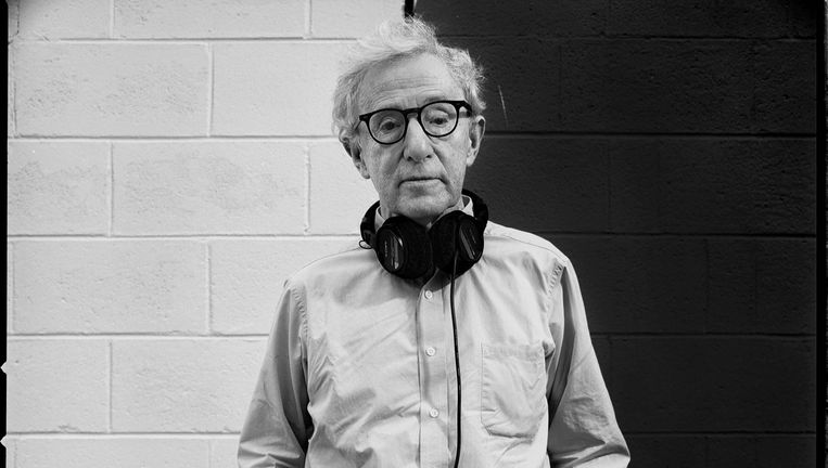 Woody Allen in 2014. Beeld Hollandse Hoogte / The New York Times Syndication